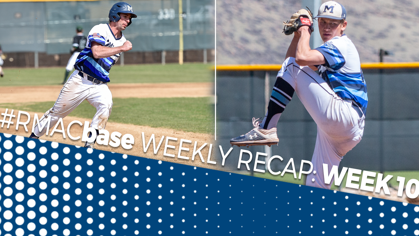2019 #RMACbase Weekly Recap: Week 10 - Rocky Mountain Athletic
